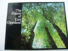 THE FORESTS OF EAST GIPPSLAND - Ernie Mainka 1983