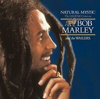 Bob Marley Natural mystic-The legend lives on (compilation, 1995, & The W.. [CD]