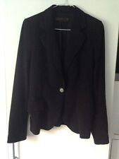 Zara Woman Blazer Black EU38