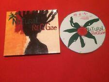 NATURAL REGGAE COMPILATION ARTISTES BOB PIERPOLJAK STEEL PULSE GLADIATORS CD
