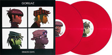 GORILLAZ Demon Days VMP Vinyl Me Please Limited 2LP Red Vinyl BRAND NEW