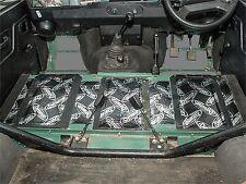 LAND ROVER DEFENDER 90 /110 DYNAMAT XTREME SOUND DEADENING SEAT BOX KIT DA8095