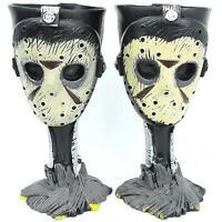 Jason Voorhees Goblet cup figure Plastic Friday the 13th
