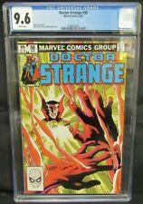 Doctor Strange #58 (1983) Bronze Age Marvel CGC 9.6 X730