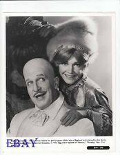 Batman Vincent Price Ann Baxer Rare Photo