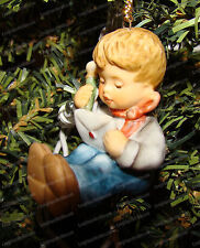 Studio Hummel, Letter to Santa Ornament (by Goebel, 96034) 2000