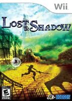 Lost In Shadow For Wii  Very Good