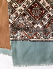 Vintage 1950s patterned scarf men or ladies Lovely condition