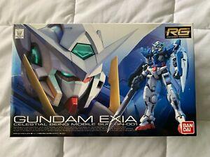 BANDAI RG 15 [GN-001 GUNDAM EXIA] Model Kit 1/144 *Free Shipping*