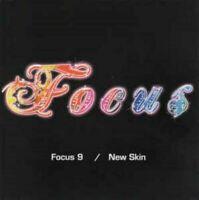 *NEW* CD Album Focus - Focus 9 New Skin  (Mini LP Style card Case)