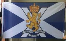 Royal Regiment of Scotland Flag, 5ft × 3ft (150cm × 90cm)