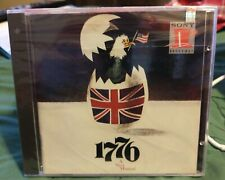 "NEW & FACTORY SEALED! ""1776"" (Original Broadway Musical Cast Recording) CD  1992"