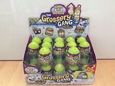 Grossery Gang sorpresa uovo ciechi Bags Caso di 27 UOVA-NUOVO