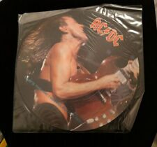 AC/DC, That's The Way I Wanna Rock N Roll, PICTURE DISC 12 inch single