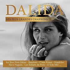 Ses Plus Grandes Chansons - 5 DISC SET - Dalida (2017, CD NEUF)