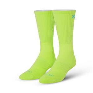 Odd Sox, Unisex, Basix Crew Socks, Knit Cotton, Comfortable Fashion