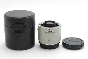 【N MINT】Canon Extender EF 2X Teleconverter Lens Telephoto From JAPAN