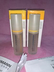 2 Wilma Schumann European Skin Exfoliating Facial Serum 1 Oz New *box DMG