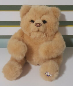 FURREAL LUV CUB 2010 HONEY BROWN LIFTS ARMS AND MAKES NOISE! 20CM TALL! WORKING!