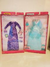 """2-Skipper Fashion Doll Outfits by Mattel #25753""""Sweet 16 Party"""" & #50148 """"Prom"""""""