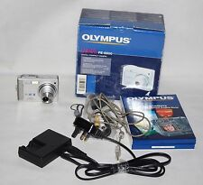 Olympus CAMEDIA FE-5500 - 5.0MP Digital Camera Bundle - vgc