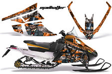 AMR Racing Sled Wrap Arctic Cat F Series Snowmobile Graphic Kit All Years MHTR O