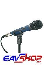 AUDIO TECHNICA MB3K MIDNIGHT BLUE 3000 HAND HELD VOCAL MICROPHONE PRO MIC BNIB