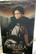 Real Action Heroes RAH 662 Attack on Titan Levi - Initial Product Limited ver.