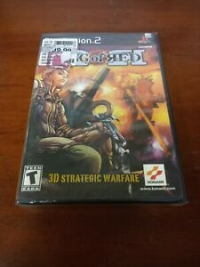Ring of Red (Sony PlayStation 2, 2001) BRAND NEW FACTORY SEALED AUTHENTIC Y FOLD