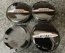 BMW MINI JCW John Cooper Works Wheel Centre Caps r50 r52 r53 r55 r56 r57 r58 S