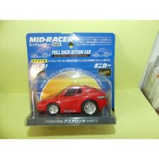 TESTAROSSA PULL BACK ACTION CAR JOUET JAPON MID-RACER