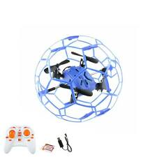 RC Ferngesteuerter 4 Kanal Flying-Ball, Drohne, Quadcopter, Modellbau, Heli, Neu