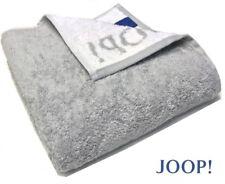 JOOP! 1600 CLASSIC DOUBLEFACE FROTTIER HANDTUCH 76 SILBER 50 x 100cm