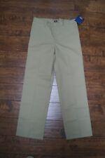 Dickies Boys School Uniform Flat Front Classic Fit sz 20 Reg Straight Leg Pant