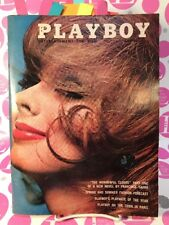 PLAYBOY APRIL 1962 ~PLAYMATE: Robera Lane PLAYMATE: Year Christa Speck EXC/VG+