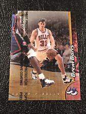 1998-99 Topps Finest #205 Brent Barry Chicago Bulls Basketball Card