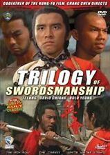 Trilogy Of Swordsmanship -Hong Kong Rare Kung Fu Martial Arts Action movie - New
