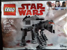 Lego Star Wars First Order Heavy Assault Walker 30497 BNIP