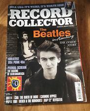RECORD COLLECTOR MAGAZINE APRIL 2011  387 BEATLES COVER