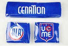 CATCH WWE Bracelets Poignets Bandeau CENA Blue Bleu CENATION