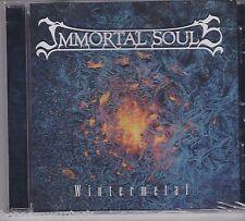 IMMORTAL SOULS - WINTERMETAL (*NEW-CD, 2015, Rottweiler) Christian Black Metal!