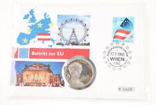 ECU-Numisbriefe tolle Sammlung im Ringbinder sehr hoher Abopreis