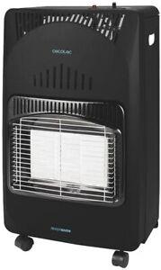 Estufa Plegable de gas Cecotec Ready Warm 4000 Slim Fold Cerámica 42 x 14 x 73