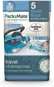 Pack Mate Home & Travel Roll Bag (S, M & Set of 4)