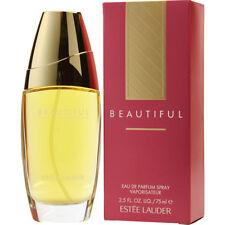 BEAUTIFUL 75ml EDP SPRAY BY ESTEE LAUDER ----------------- NEW PERFUME FOR WOMEN