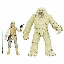 Hasbro Star Wars The Black Series Luke Skywalker and Wampa Action Figure