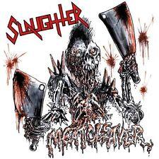 SLAUGHTER - Meatcleaver Digipak CD (Hammerheart, 2013) *Death Metal *sealed
