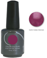 Entity 1 One Color Couture Soak Off Gel Polish  ~  NEW YORK TREND ~ .5oz