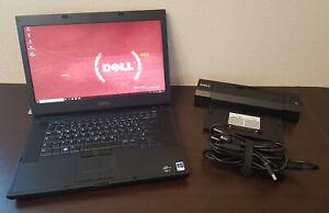 """Dell Precision M4500 15.6"""" Full-HD i7-840QM 1.86GHz HDD SSD 8 - 16GB RAM Win 10"""