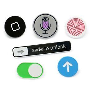 Apple iOS Enamel Pin - FULL SET - iPhone Developer UX WWDC